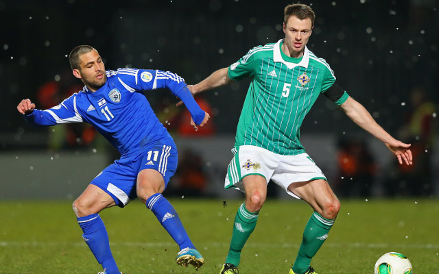 Jonny Evans Northern Ireland