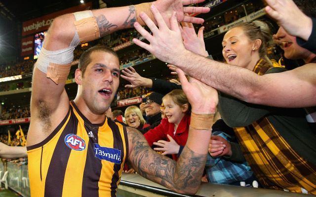 Lance Franklin assures he will be fit for AFL grand final