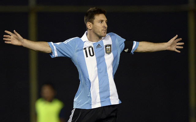 CONMEBOL World Cup 2014 qualification round-up: Barcelona star Lionel Messi the hero as Argentina sweep into Brazil