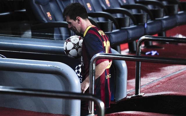Barcelona superstar Lionel Messi devestated by media 'lies'