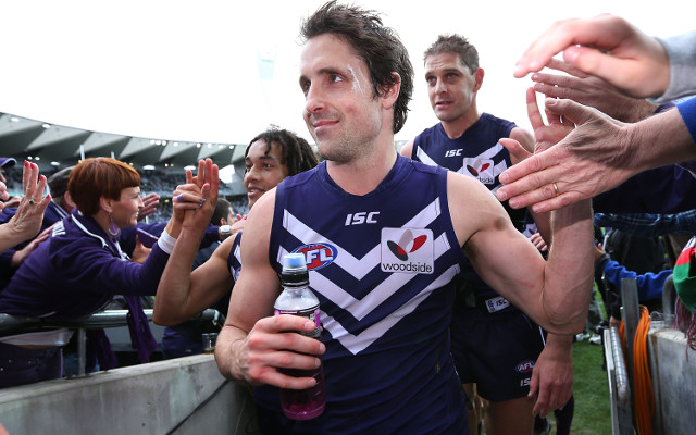 Fremantle Dockers defender set to play on in 2015