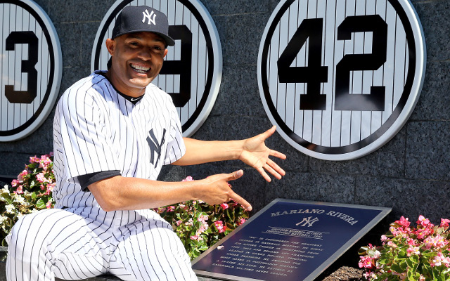 New York Yankees send Mariano Rivera out in style