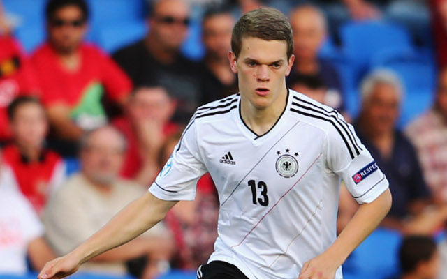 Arsenal and Manchester United snubbed as German wonderkid agrees to join Bundesliga club