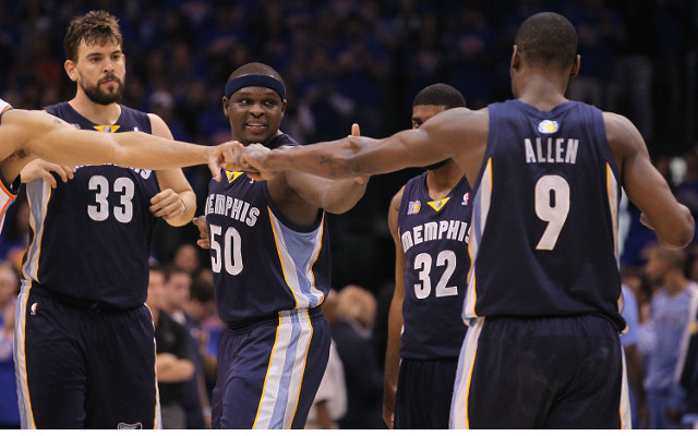 Memphis Grizzlies named best sporting franchise in America