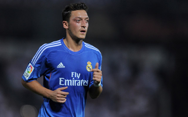 The Father of new club record Arsenal signing Ozil hits out at Real Madrid president