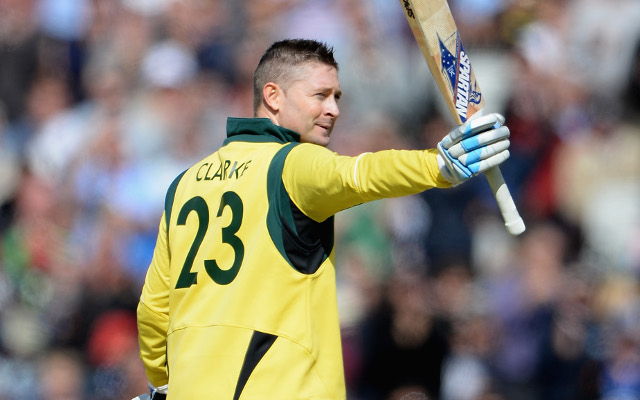 Michael Clarke revels in winning feeling after second ODI