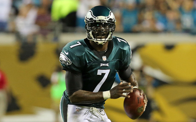 Michael Vick says Cary Williams should not bring extra attention to himself