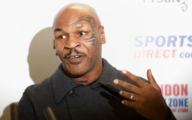 (Video) Mike Tyson has his say on the Mayweather/Alvarez fight