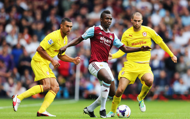 Modibo Maiga West Ham