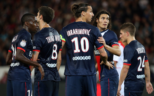PSG Paris Saint-Germain