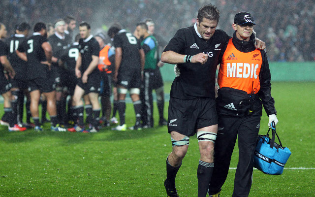 Richie McCaw set to return from knee injury for Bledisloe Cup III