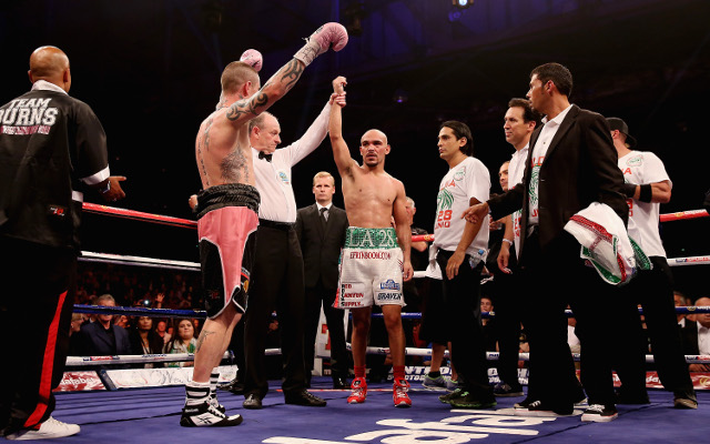Ricky Burns retains WBO lightweight belt after controversial draw