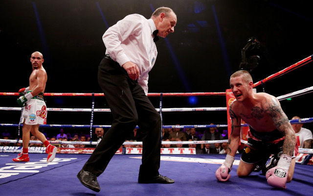 Boxing news: Ricky Burns worth just £228 after going bankrupt
