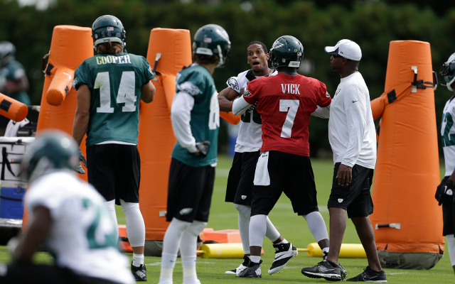 Philadelphia Eagles pour cold water on Cooper-Williams fight