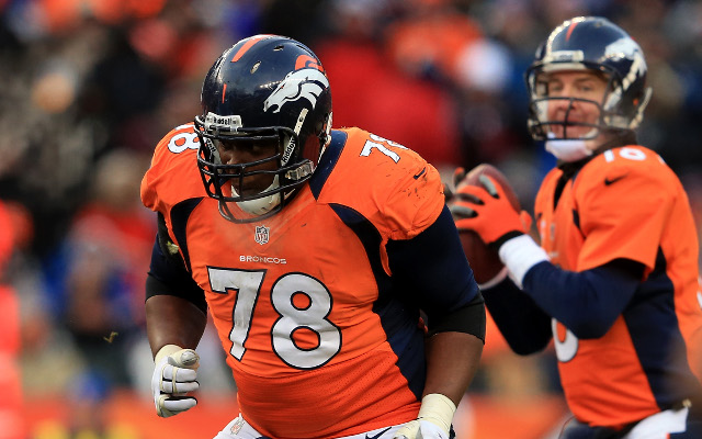 Denver Broncos lose offensive tackle out for the rest of the year