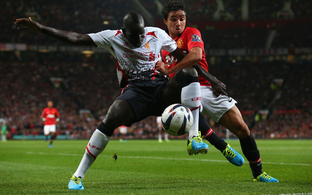 Sakho Rafael Liverpool Manchester United