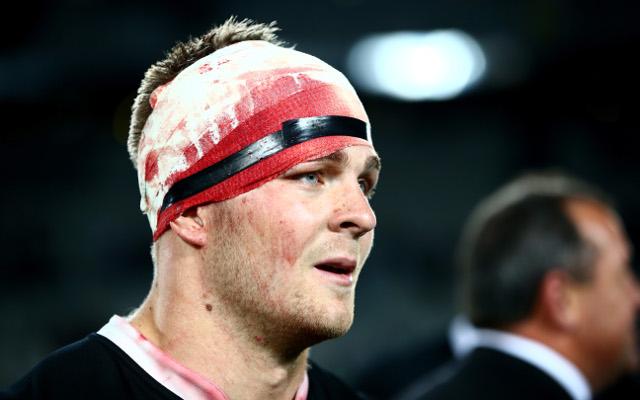 New Zealand downs Springboks in fiery Test match