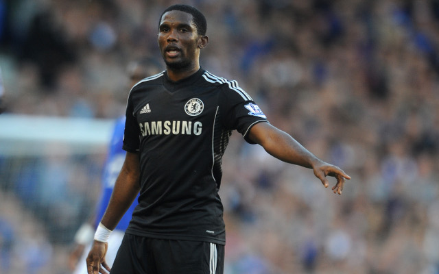 Chelsea player ratings, as brilliant Eto'o hat-trick sinks Manchester United
