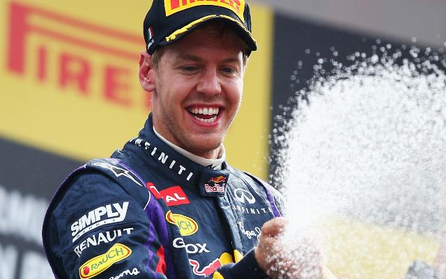 Sebastian Vettel plays down talk F1 driver's championship race is over