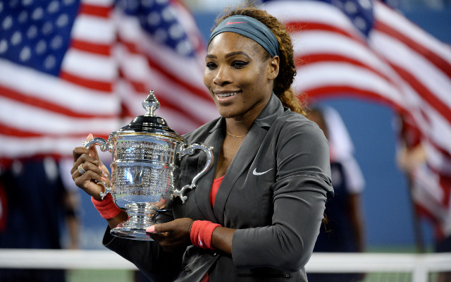 Serena Williams not thinking about majors record – for now