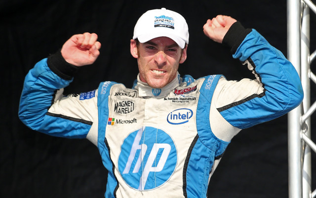 Simon Pagenaud survives IndyCar carnage to win in Baltimore