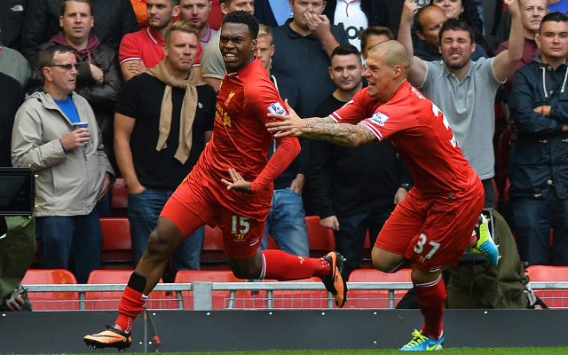 Liverpool's star striker will be fit for Swansea game, but Glenn Johnson is out for months
