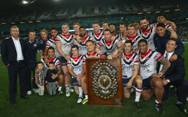 (Video) Sydney Roosters wrap up NRL minor premiership