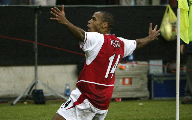 Ex-Arsenal star Thierry Henry announces retirement from football aged 37