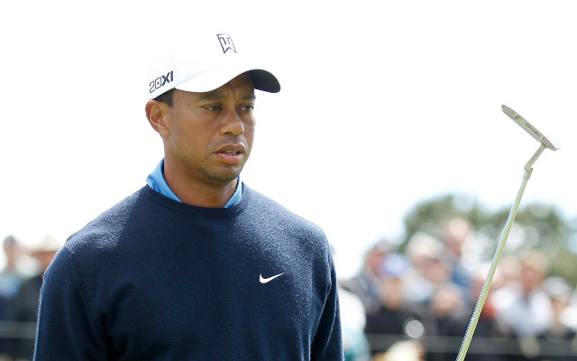 Tiger Woods withdraws at Torrey Pines after 12 holes following awful performance