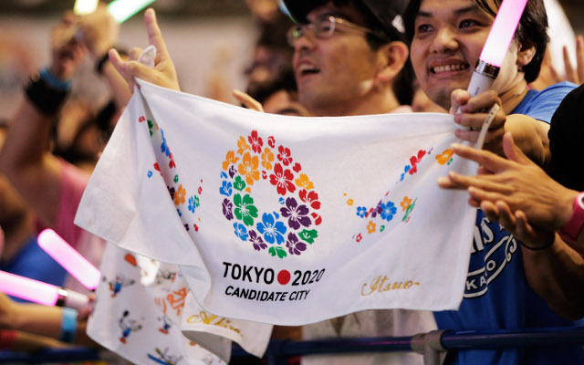 Tokyo wins the rights to host the 2020 Olympics
