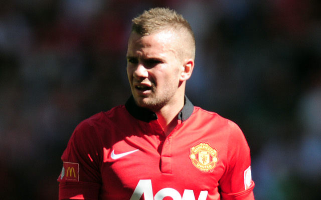 Fans rip into Cleverley on Twitter after he claims he's been made Manchester United scapegoat