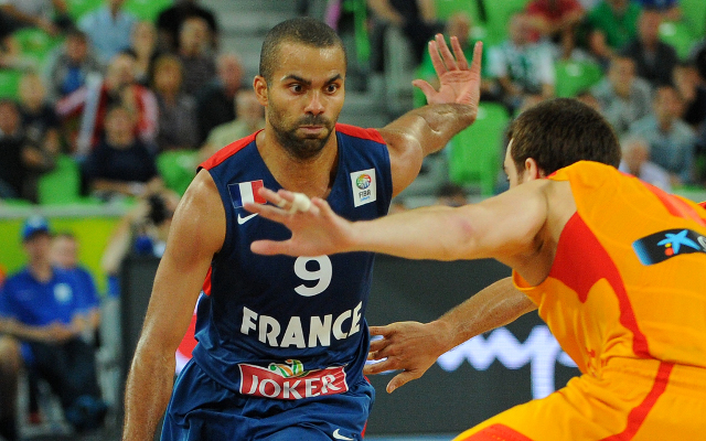 Tony Parker stars for France in EuroBasket semi-final