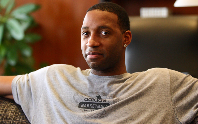 "Tracy McGrady labels out of control NBA stars as ""knuckleheads"""