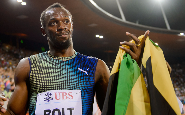 Usain Bolt out to finish sprinting season on a high