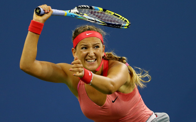 Victoria Azarenka breezes into US Open semi-finals