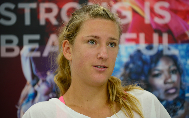 Victoria Azarenka beleives she is closing the gap to Serena Williams