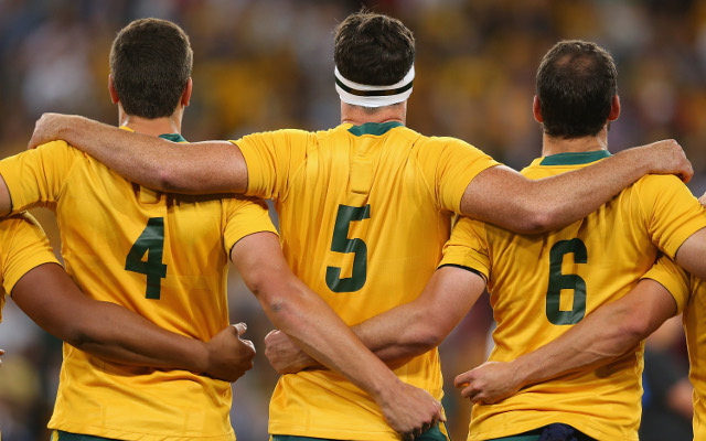 Private: Australia v Argentina: Rugby Championship preview, live streaming