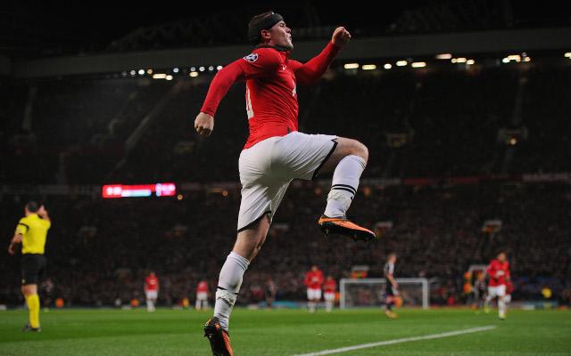 Wayne Rooney confident Robin Van Persie partnership will make Manchester United shine