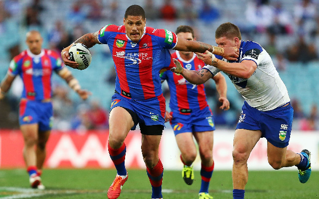 Newcastle Knights dispose of Bulldogs from NRL finals