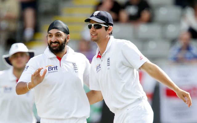"""Alastair Cook says he will """"look after"""" Monty Panesar during Ashes"""