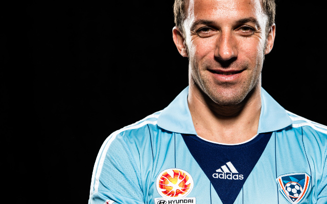 "Alessandro Del Piero declares standard of the A-League ""strong"""
