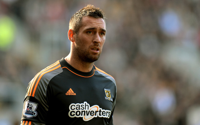 Hull City goalkeeper Allan McGregor ruled out for six weeks