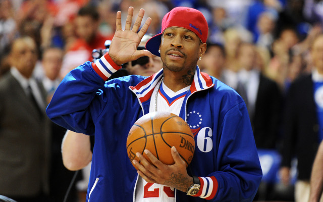 Former Philadelphia star Allen Iverson retires from all basketball