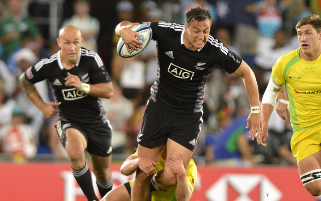 New Zealand win the IRB Gold Coast Sevens title