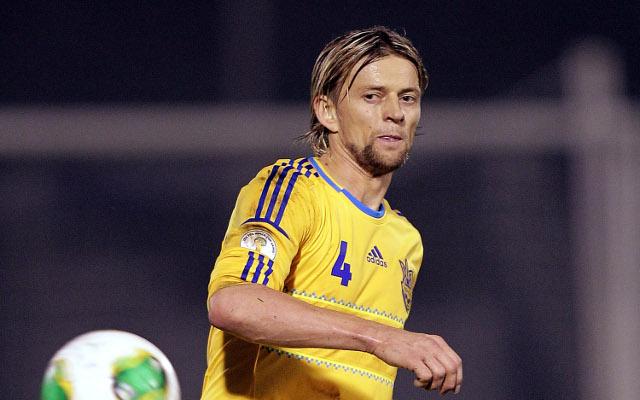 Anatoliy Tymoschuk Ukraine