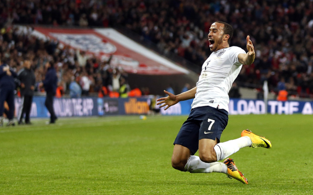"""Tottenham Hotspur winger Andros Townsend happy with England space monkey """"compliment"""""""