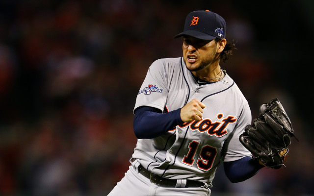 Detroit Tigers come close to history in first ALCS win