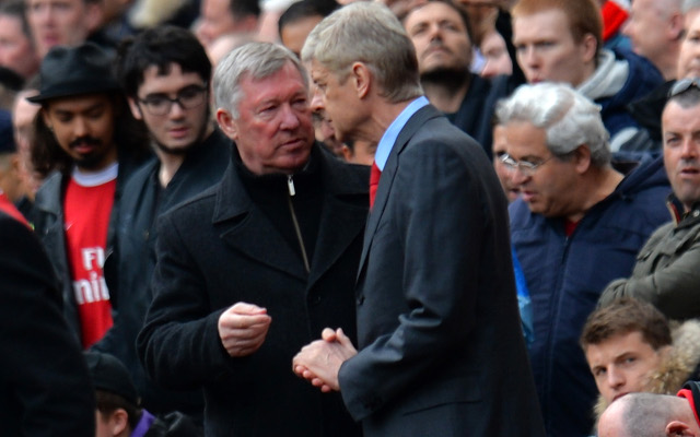 "Arsenal boss: ""The biggest difference since Ferguson has left Man United? Ask the referees…"""