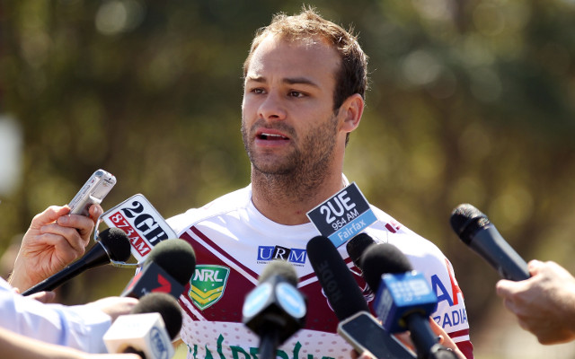 Manly's Brett Stewart to play in NRL grand final despite injury