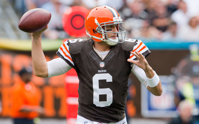 Houston Texans sign former Cleveland Browns QB Brian Hoyer for $10m deal